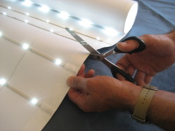 SP-FLEX: LED-Technik als Rollenware